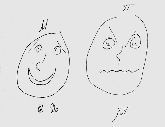 Рисунок «Добро и зло» Игоря Д.